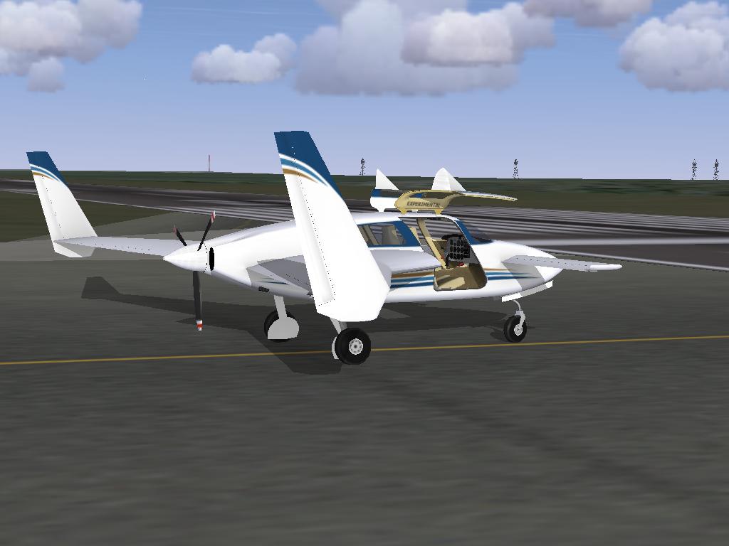 Flightgear Projects